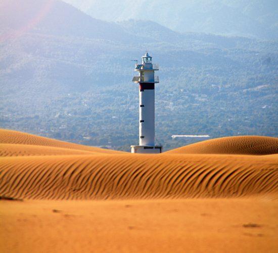 Far del Fangar. Delta del Ebro // © Jordi Ferrer Ber