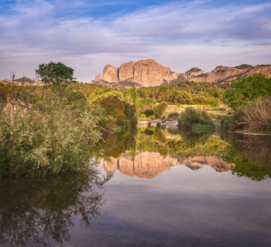 Roques de Benet. Horta de Sant Joan // © Jordi Ferrer Ber
