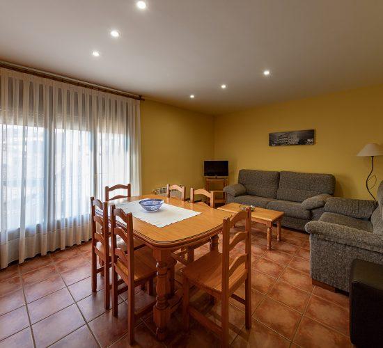 Apartamento turismo rural en Beceite - Casa el sastre El Calvari - Matarranya