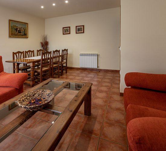 Apartamento turismo rural en Beceite - Casa el sastre El Calvari - Pesquera