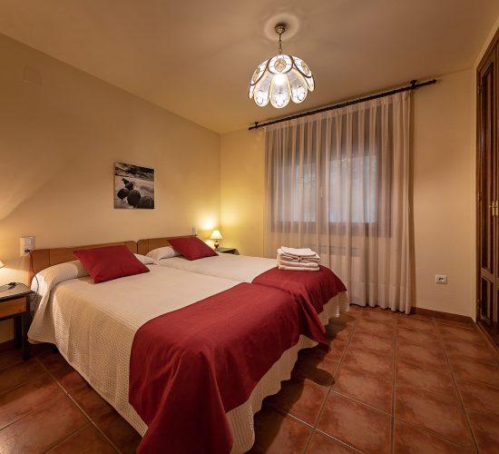 Apartamento turismo rural en Beceite - Casa el sastre El Calvari - Ulldemó