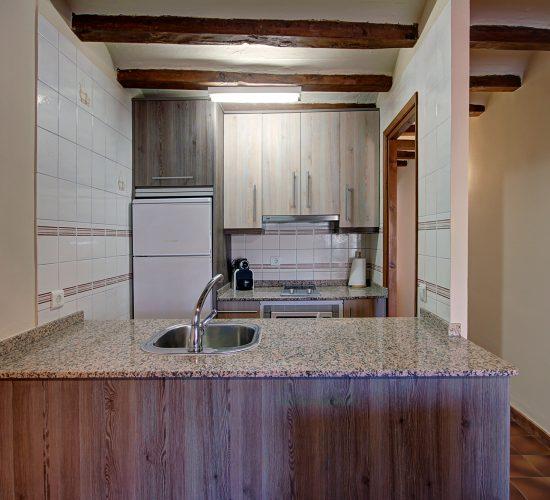 Apartamento turismo rural - Beceite - Casa el Sastre - La Plaza, Apartamento II